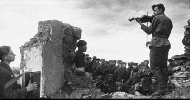 blokáda Leningradu šostakovič