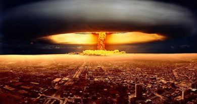 jaderná zbraň výbuch