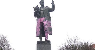 památník Koněva