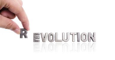 revoluce evoluce
