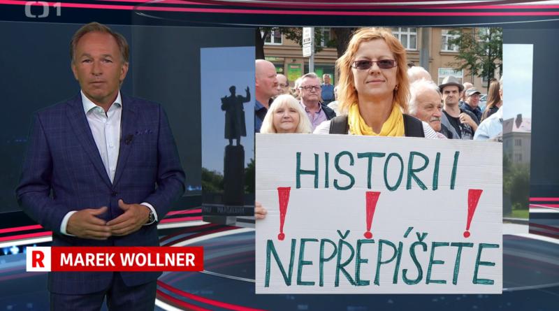 česká televize historie wollner