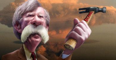 John Bolton vydal knihu, pokec24
