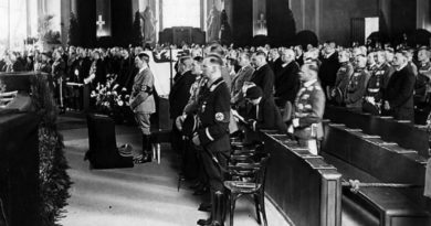 mnichovská dohoda nacismus nejlepší přítel hitlera Polsko Piłsudski druhá světová válka, pokec24