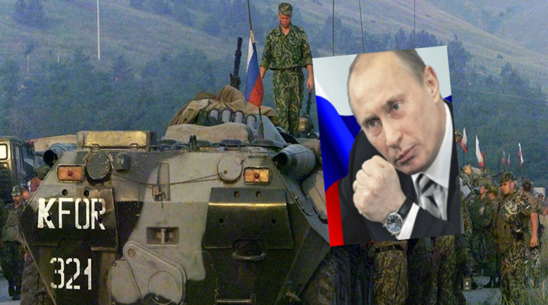 Putin Srbsko