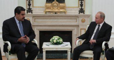 Venezuela požádala Rusko o vojenskou pomoc, pokec24