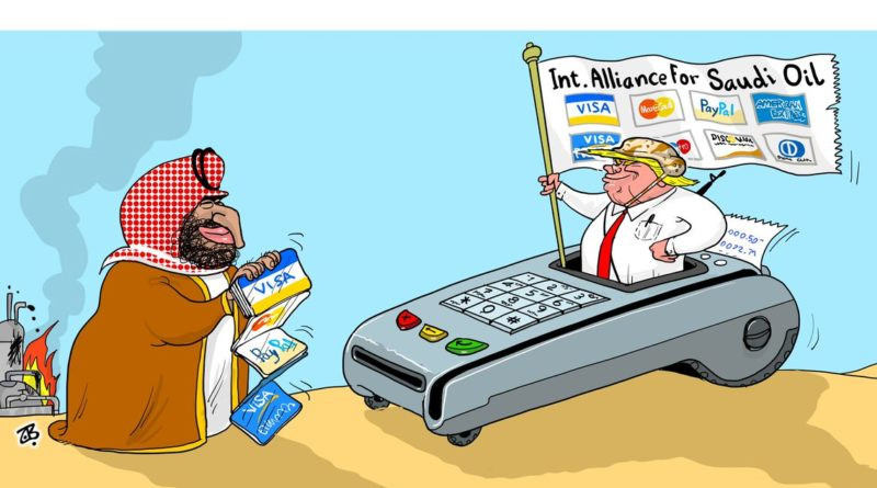 Trump Saudská Arábie