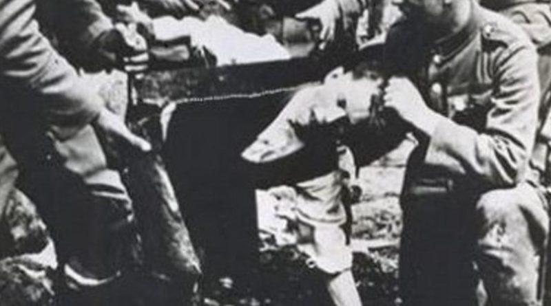 Genocida Srbů Židů a Romů Chorvatsko fašismus třetí říše druhá světová válka, pokec24