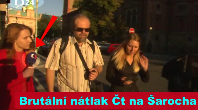 brutalita na justici česká televize