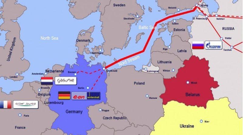 Gazprom Severní potok