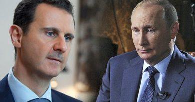 Rusko Sýrie Asad, pokec24