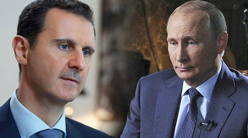 Putin Asad