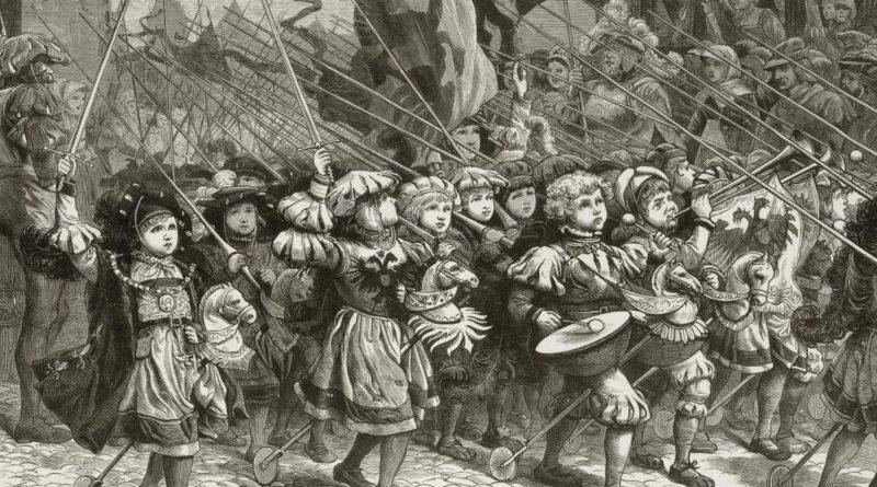 dětská křížová výprava