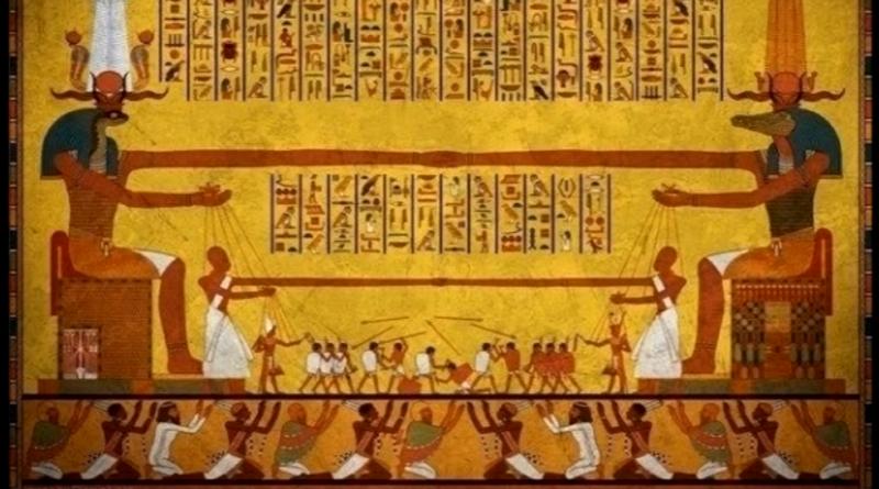 Egypt konspirace
