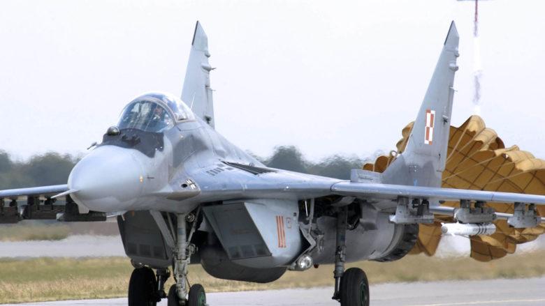 MiG 29A 2005
