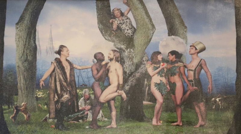 transgenderovou Rajskou zahradu