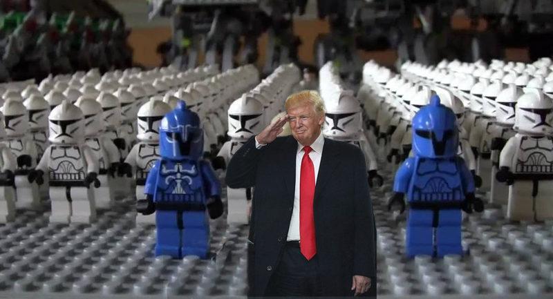 Trump space army