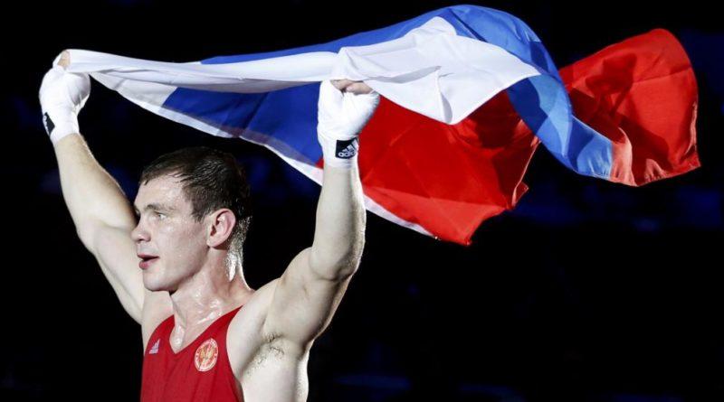 boxer Ruska