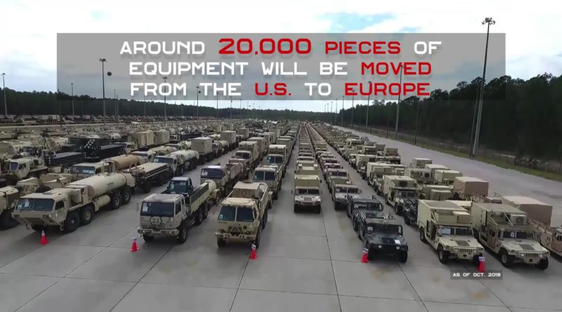 Defender 2020 Europe