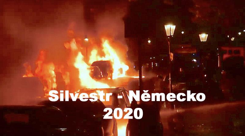 Silvestr Německo 2020