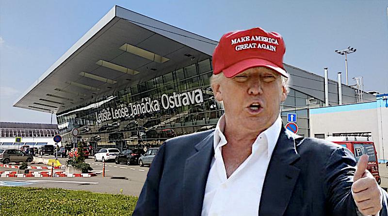 us army Ostrava letiště