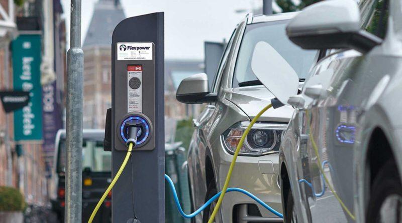 charging netherlands