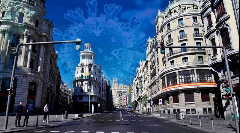 Koronavirus Španělsko
