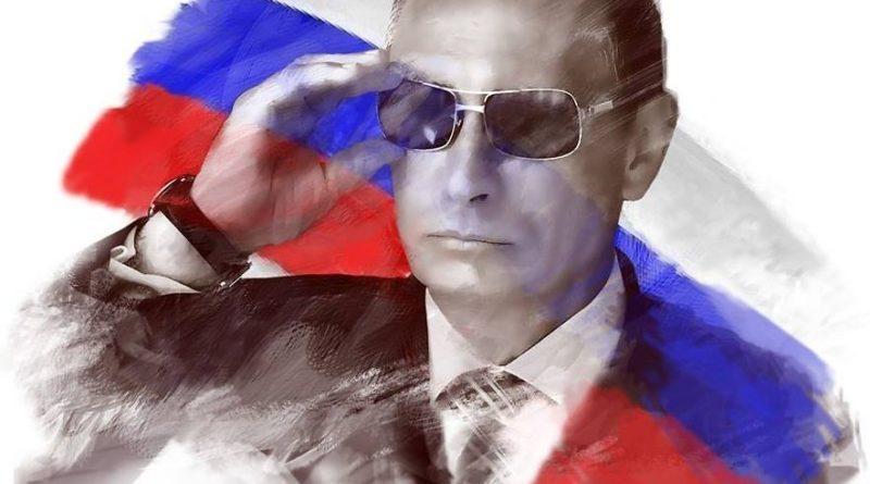 Putin vlajka