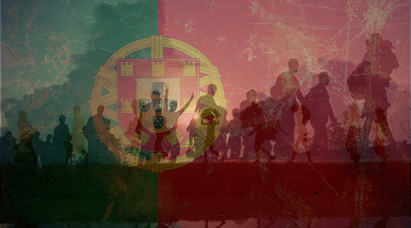 portugal azylant