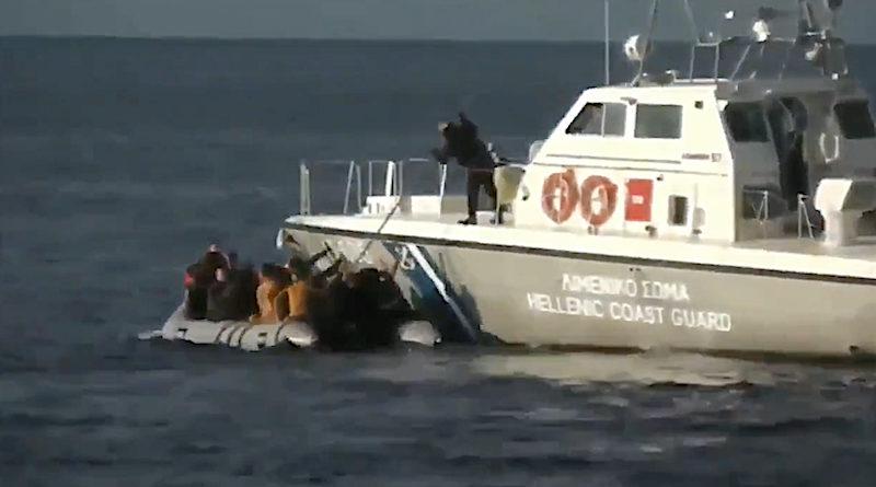 řecko migranti