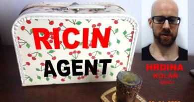 RICIN AGENT Kolář