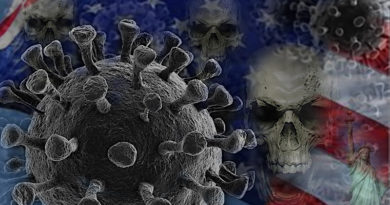 koronavirus Covid-19 v USA, pokec24