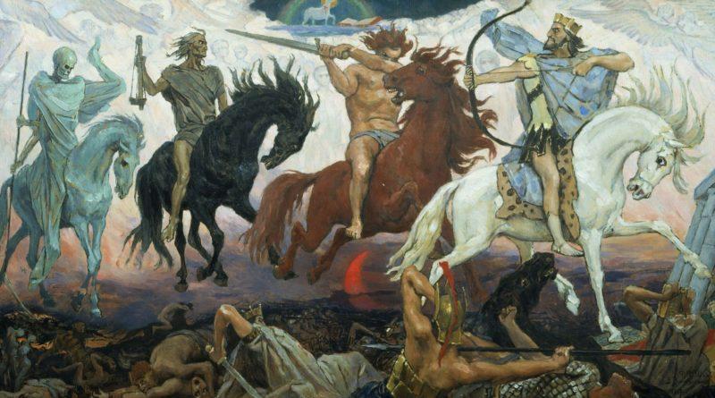 čtyři jezdci apokalypsy