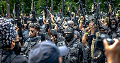 černá milice USA