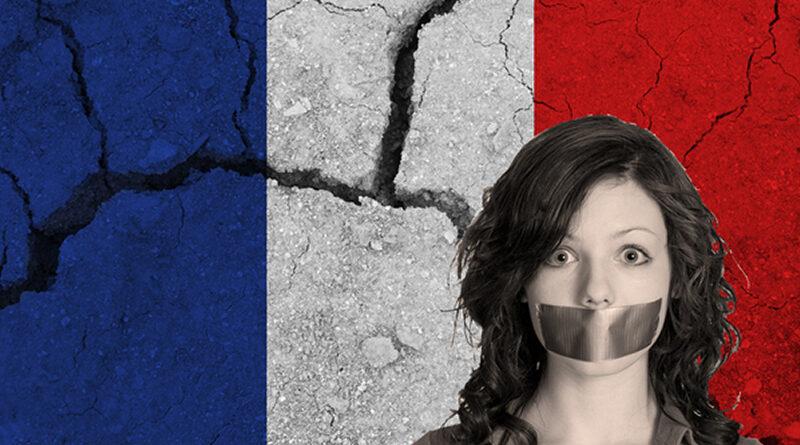 Francie mlčeti