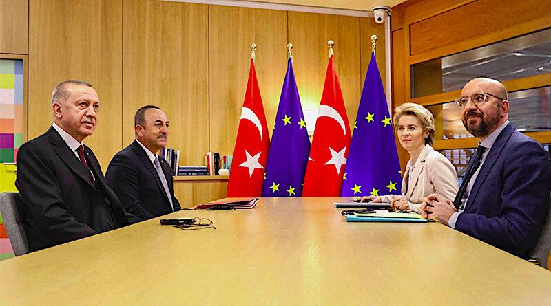 erdogan brusel