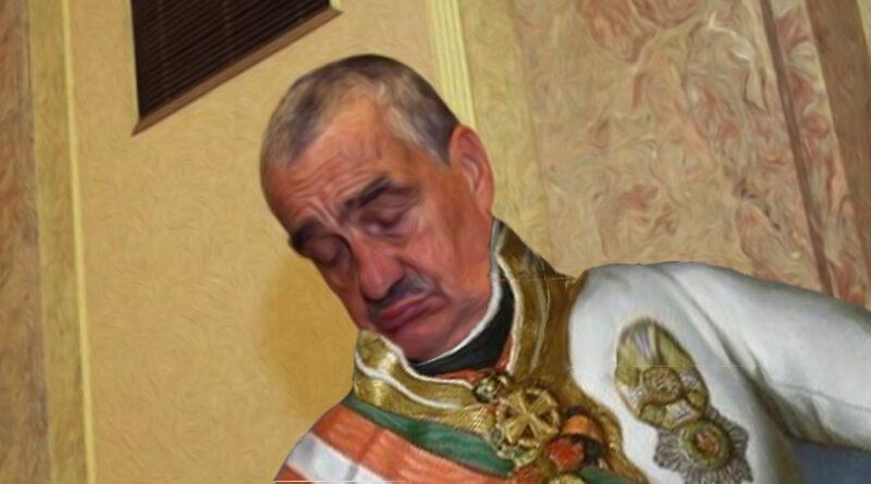 kníže Kchárl