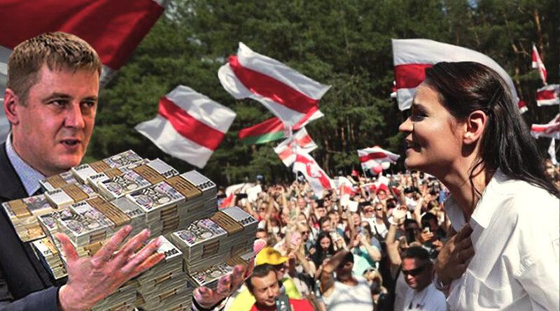 podpora běloruské opozice nevládní organizace, pokec24