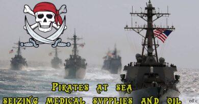 piráti USA
