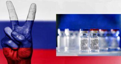 vakcina Rusko