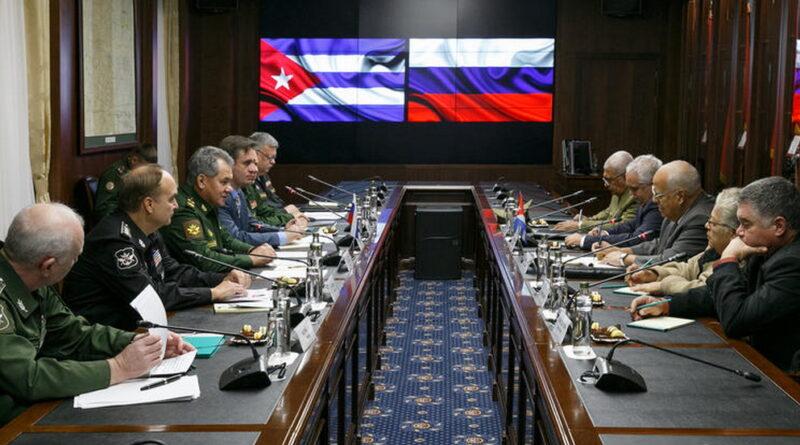 Rusko a Kuba