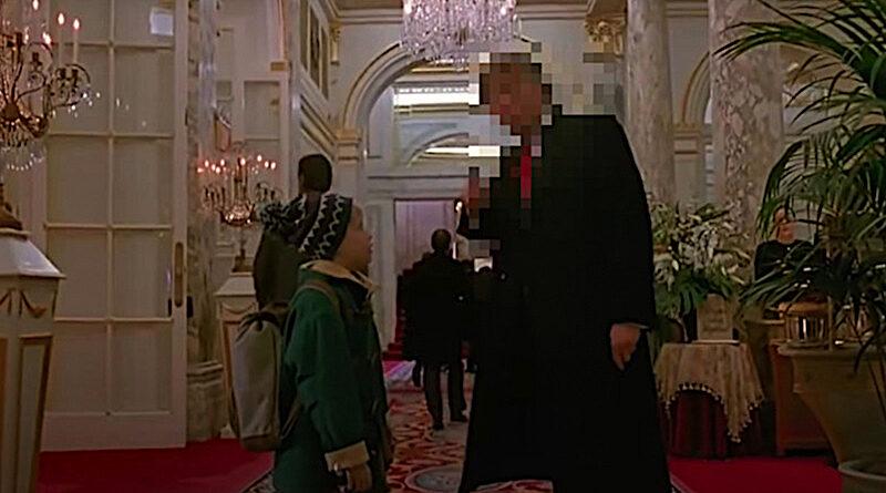Trump sím doma 2