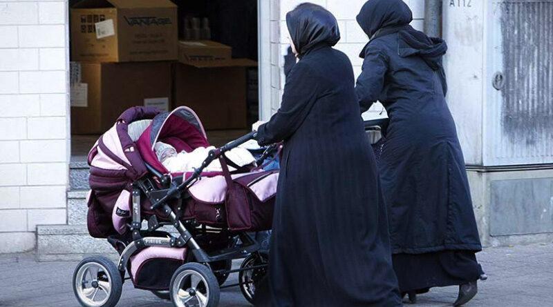islam německo