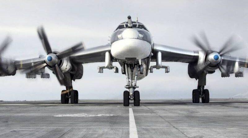 ruske letectvo bombarder