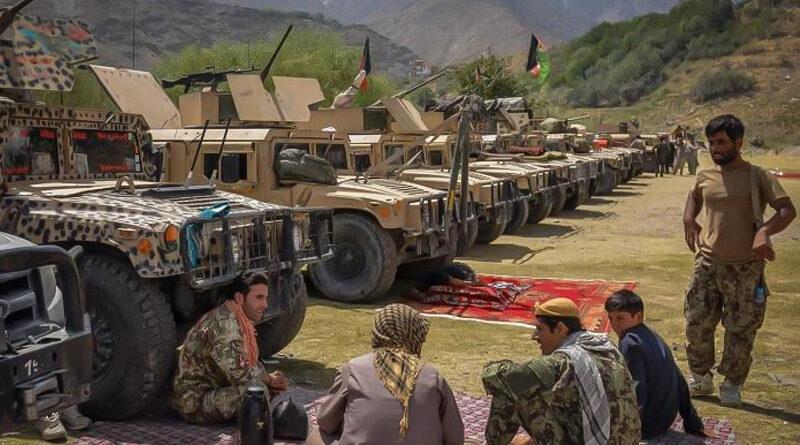 Afganistan us army