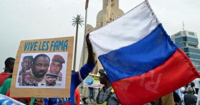 Rusko v Mali