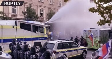 Slovinsko policie